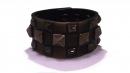 牛皮龐克手環F290-4