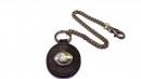 星座牛皮鑰匙鍊(咖啡色-雙魚座)K290-2.1