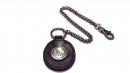 星座牛皮鑰匙鍊(咖啡色-雙子座)K290-5.1