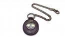 星座牛皮鑰匙鍊(咖啡色-處女座)K290-8.1