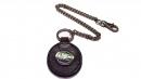 星座牛皮鑰匙鍊(咖啡色-天秤座)K290-9.1