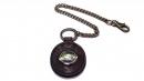 星座牛皮鑰匙鍊(咖啡色-摩羯座)K290-12.1