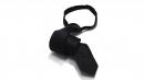 高級織花布領帶(窄版)N390-4.5