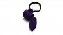 高級織花布領帶(窄版)N390-7.5