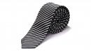 手打高級織花布領帶(窄版)N390-1.1.5
