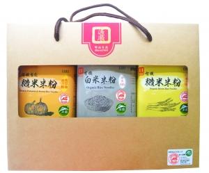 有機米粉禮盒