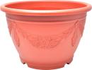歐式浮雕花盆