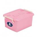 彩瓷滑輪整理箱