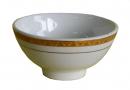 金白花小飯碗10cm