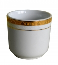 金白花超硬釉茶杯