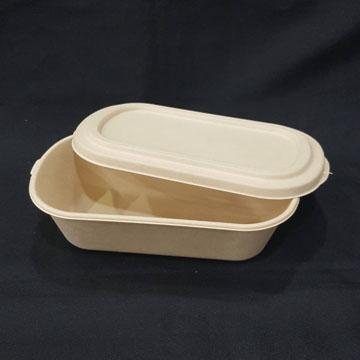 單格植纖餐盒-3號T扣 1000CC