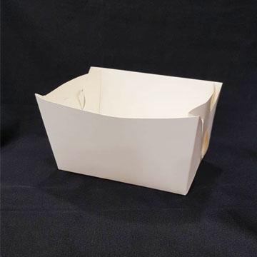 炸雞盒空白四方底盒
