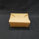 牛皮紙方形盒-8號