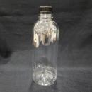 寬口PET1000cc透明瓶(38口徑)