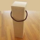 單瓶酒盒(牛皮)