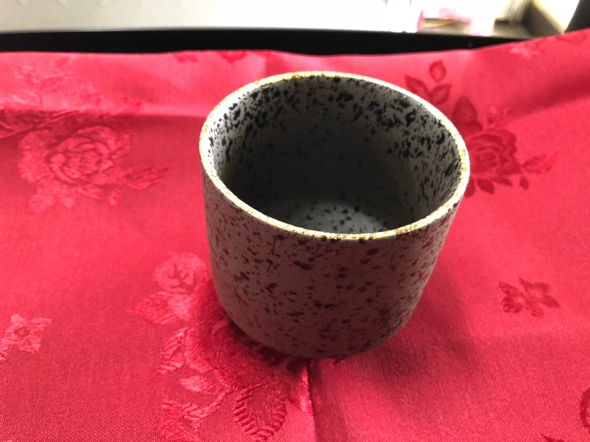 金邊日式茶杯