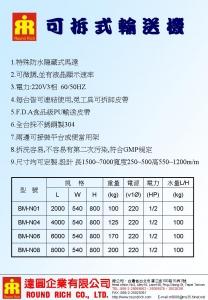 6.2可拆式輸送機BM-N01-2