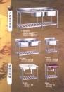 1.大廚專用洗臺-塑鋼洗衣槽