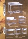 1.不銹鋼平臺爐臺-水泥池附架