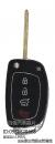 現代汽車晶片鑰匙複製備份折疊型新增拷貝外殼更換