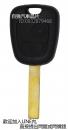 雪鐵龍(標誌)汽車晶片鑰匙盾型直板型備份複製新增外殼更換打鑰匙