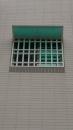 鋁製防盜窗+雨遮