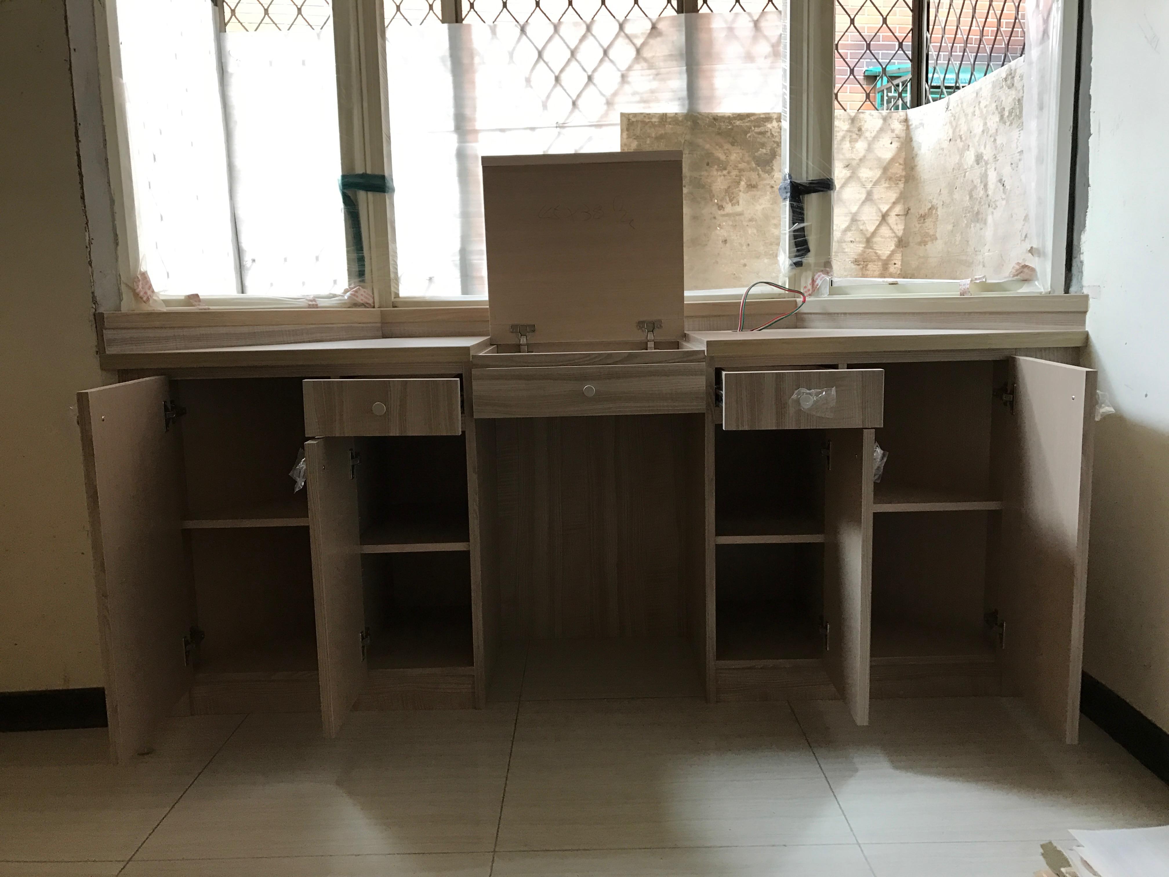 台北市住家室內裝潢衣櫃系統櫃木工 (4)