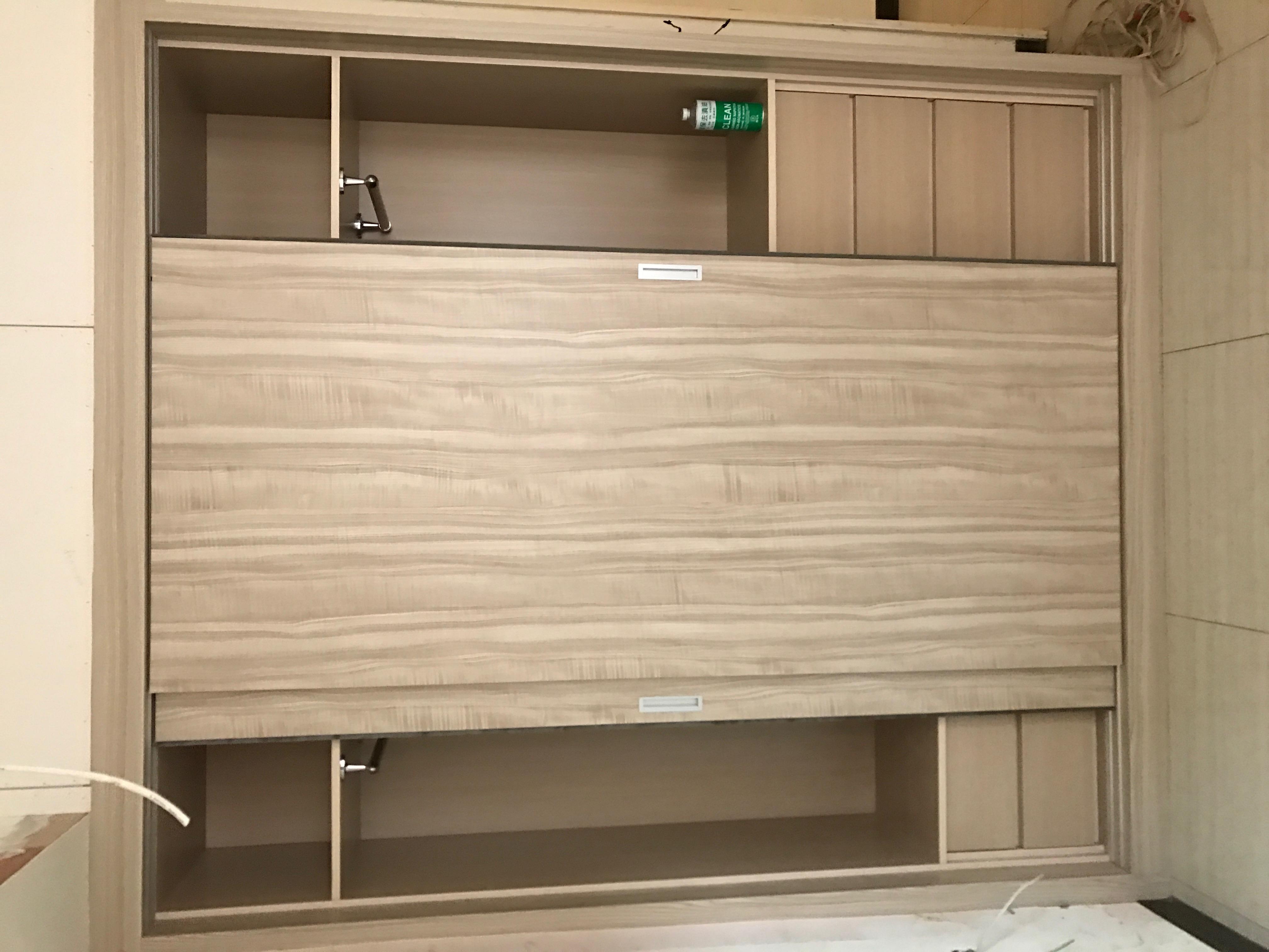 台北市住家室內裝潢衣櫃系統櫃木工 (5)