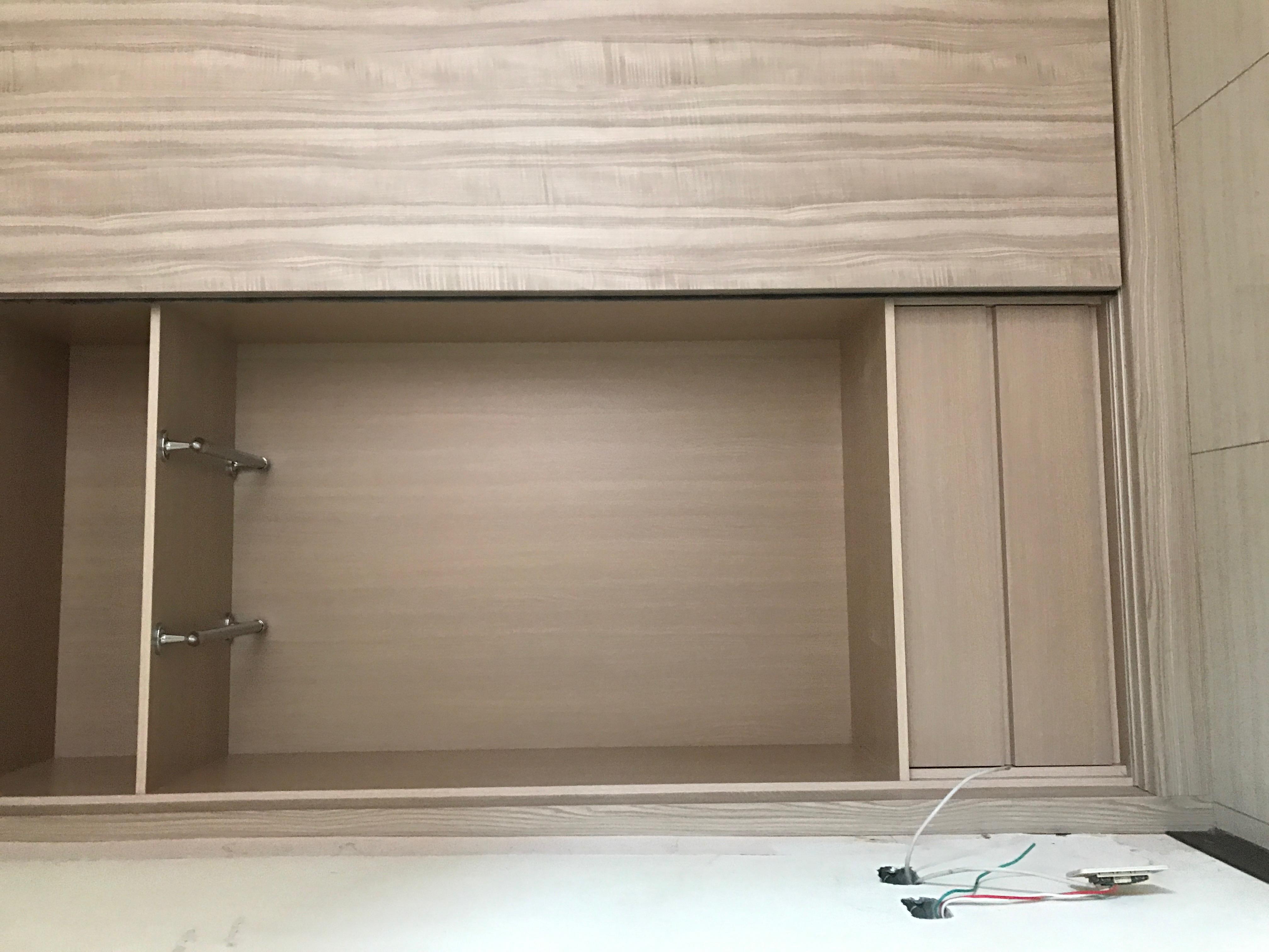 台北市住家室內裝潢衣櫃系統櫃木工 (10)