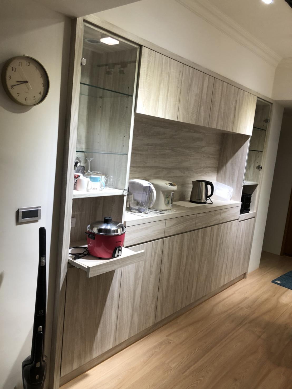台北市住家室內裝潢衣櫃系統櫃木工 (21)
