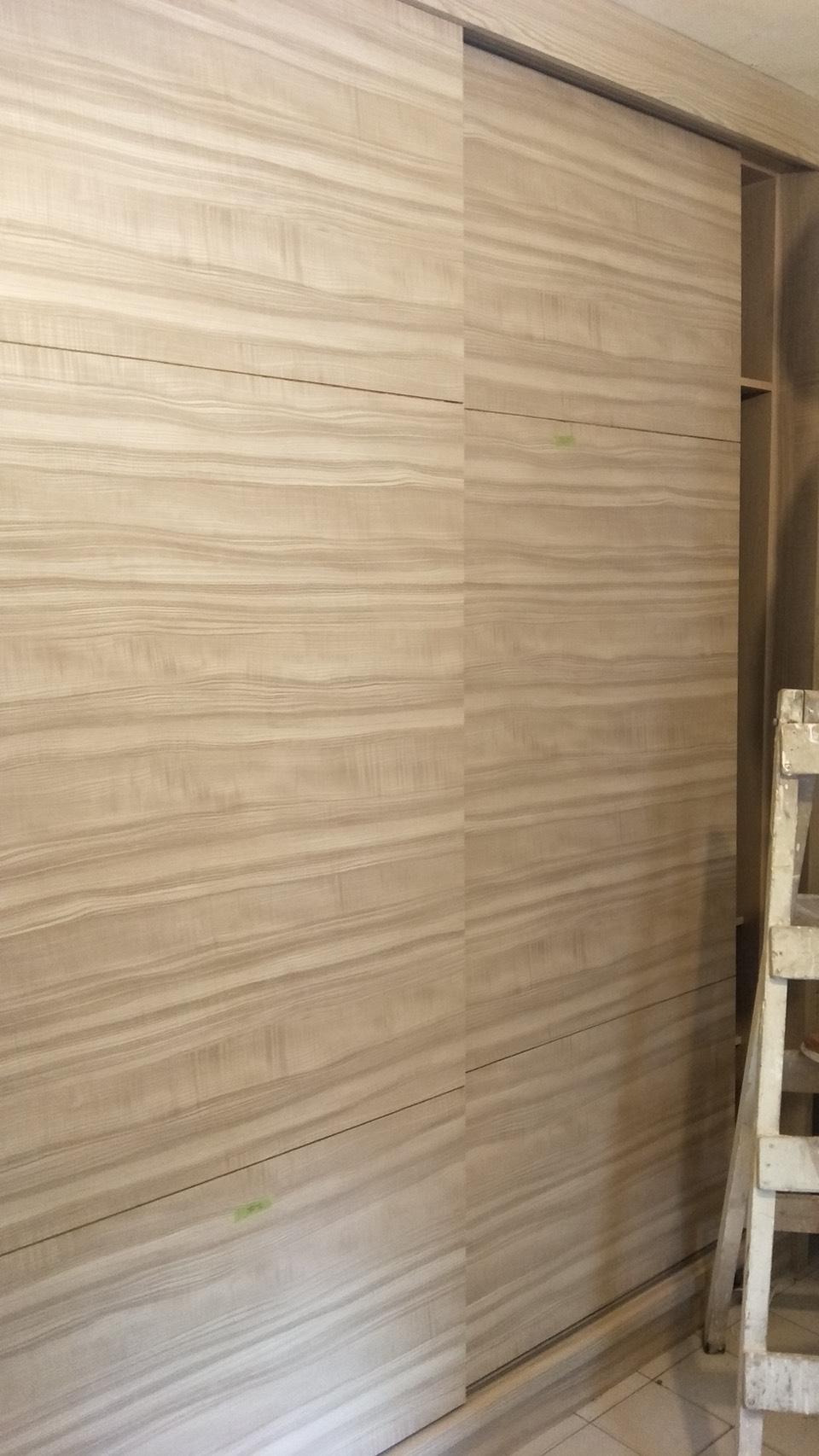 台北市住家室內裝潢衣櫃系統櫃木工 (24)