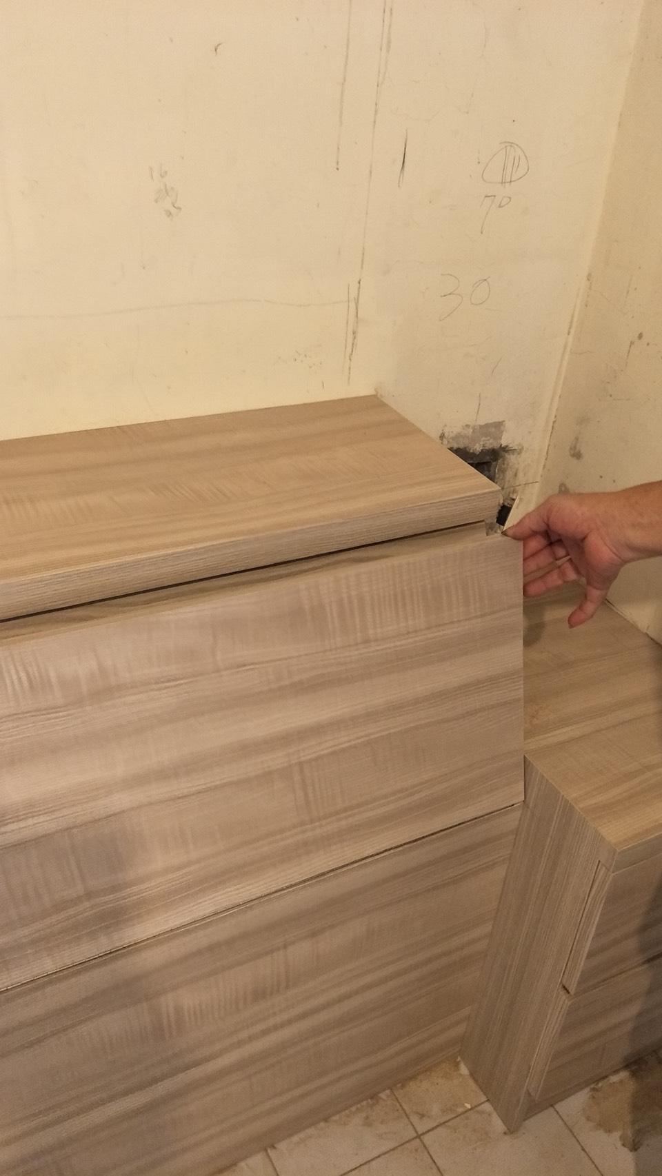 台北市住家室內裝潢衣櫃系統櫃木工 (25)