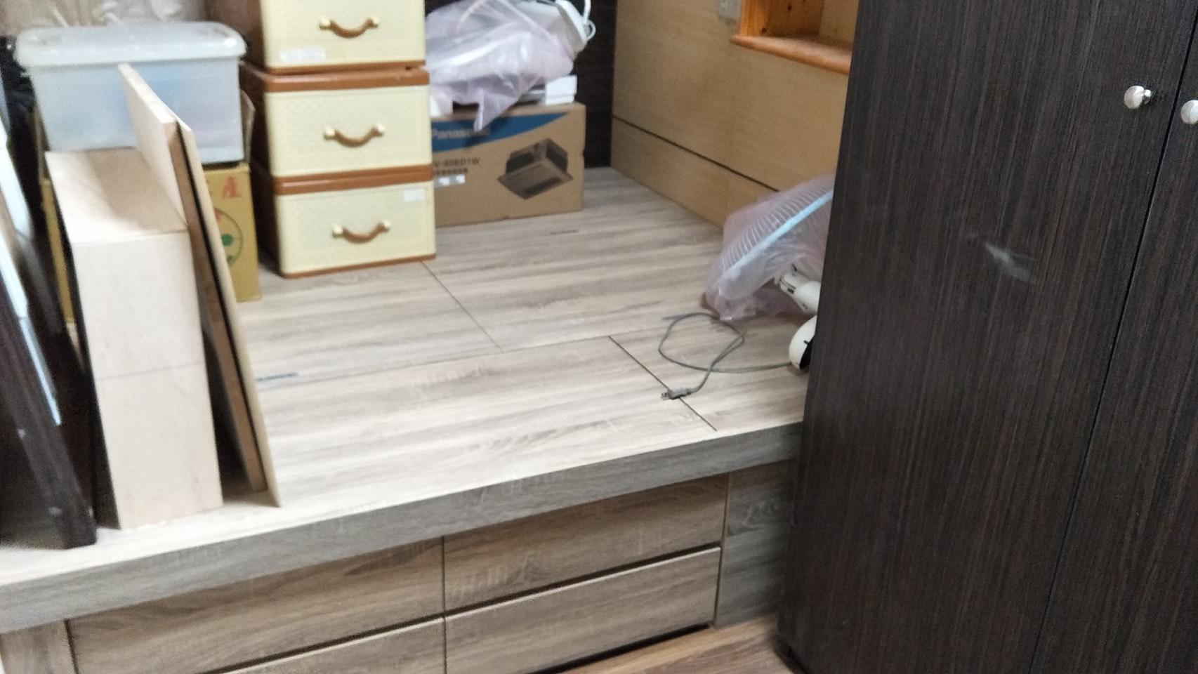 台北市住家室內裝潢衣櫃系統櫃木工 (30)