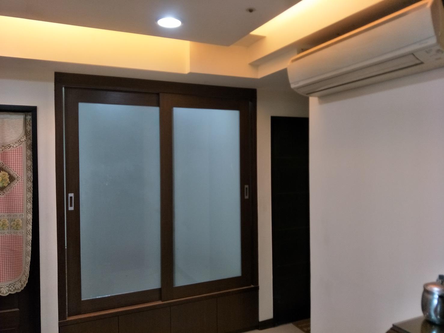 台北市住家室內裝潢衣櫃系統櫃木工 (35)