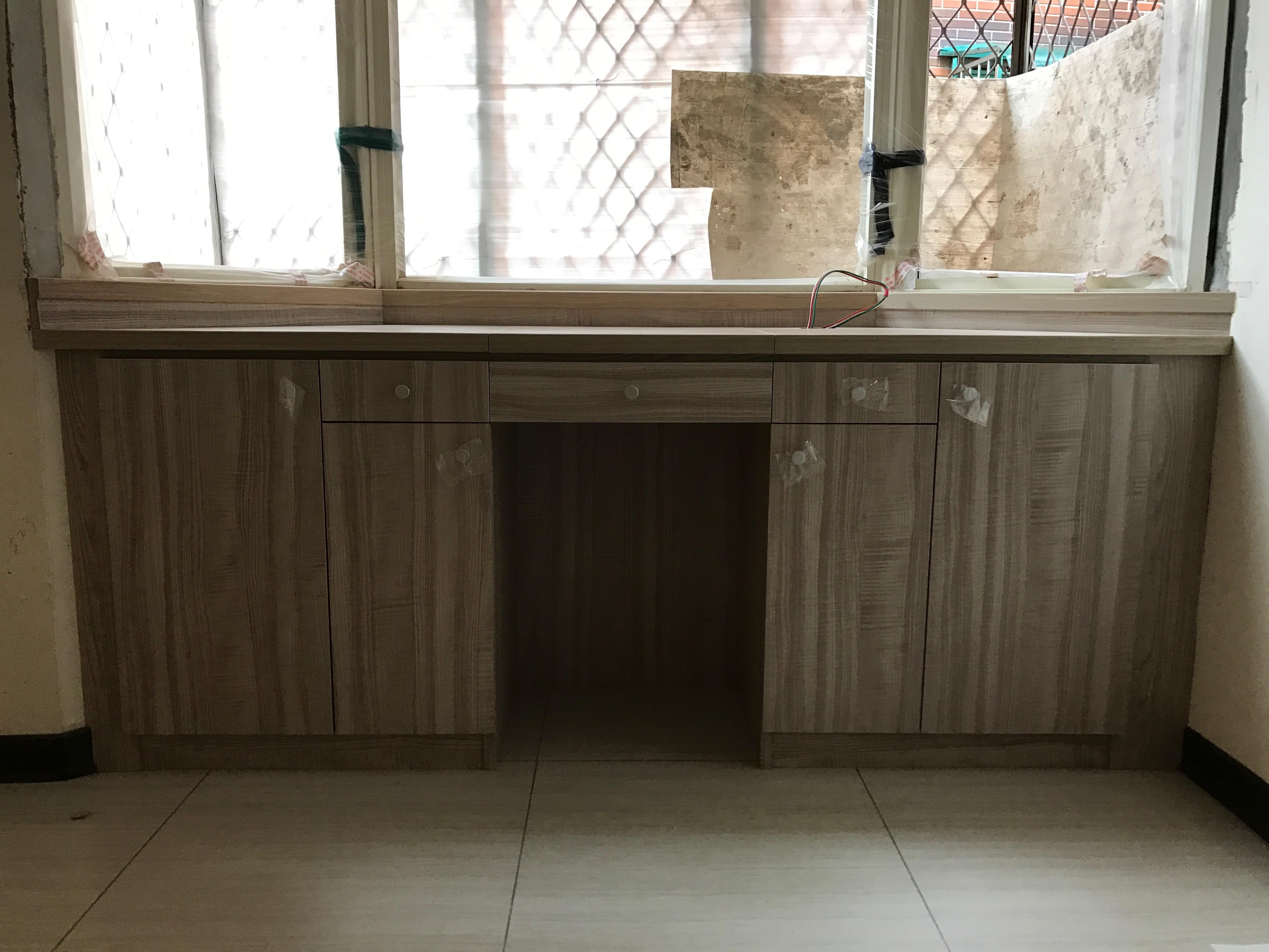 台北市住家室內裝潢衣櫃系統櫃木工 (3)