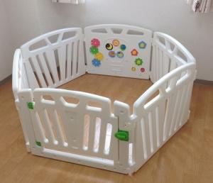 馬克文生-六片式兒童遊戲圍欄(J-4869)