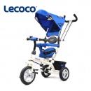 【義大利Lecoco】推騎兩用多功能兒童三輪車