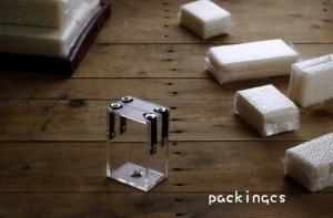 食品真空折角袋模具NYM02 (300g)