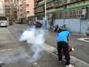環境消毒-淡水社區住家消毒滅蚊