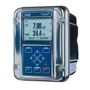 Protos 3400工業級多參數水質監控器