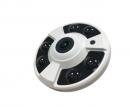 AHD 1080P紅外線廣角彩色攝影機 HBD-5816D28