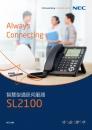 NEC SL2100 智慧型通訊伺服器