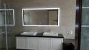 浴櫃 & 數位鐘照明鏡