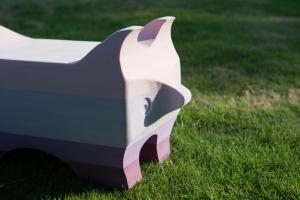 3D動物-小狐狸(買一送一)