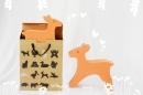 中型動物- 梅花鹿