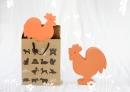 中型動物-公雞