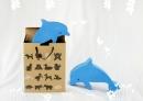 中型動物-海豚
