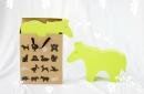 中型動物-台灣野馬