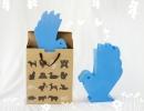 中型動物-台灣藍鵲