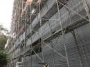 台中市五湖園生命園區鋼網牆增建工程